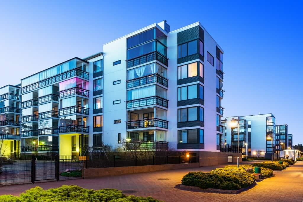 Florida Apartment Buildings