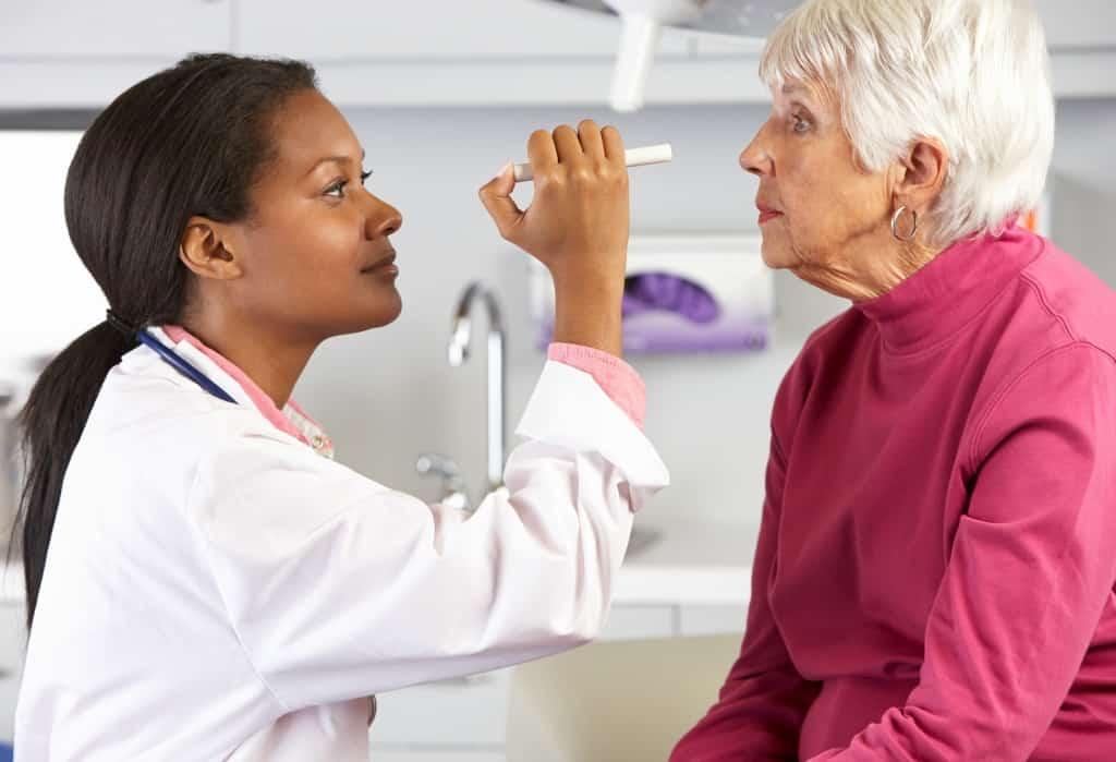 Glaucoma Exam