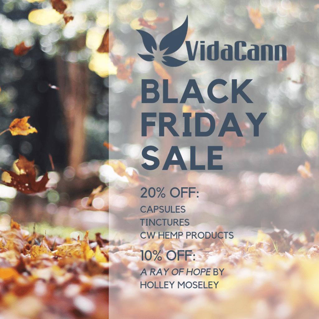 VidaCann Thanksgiving