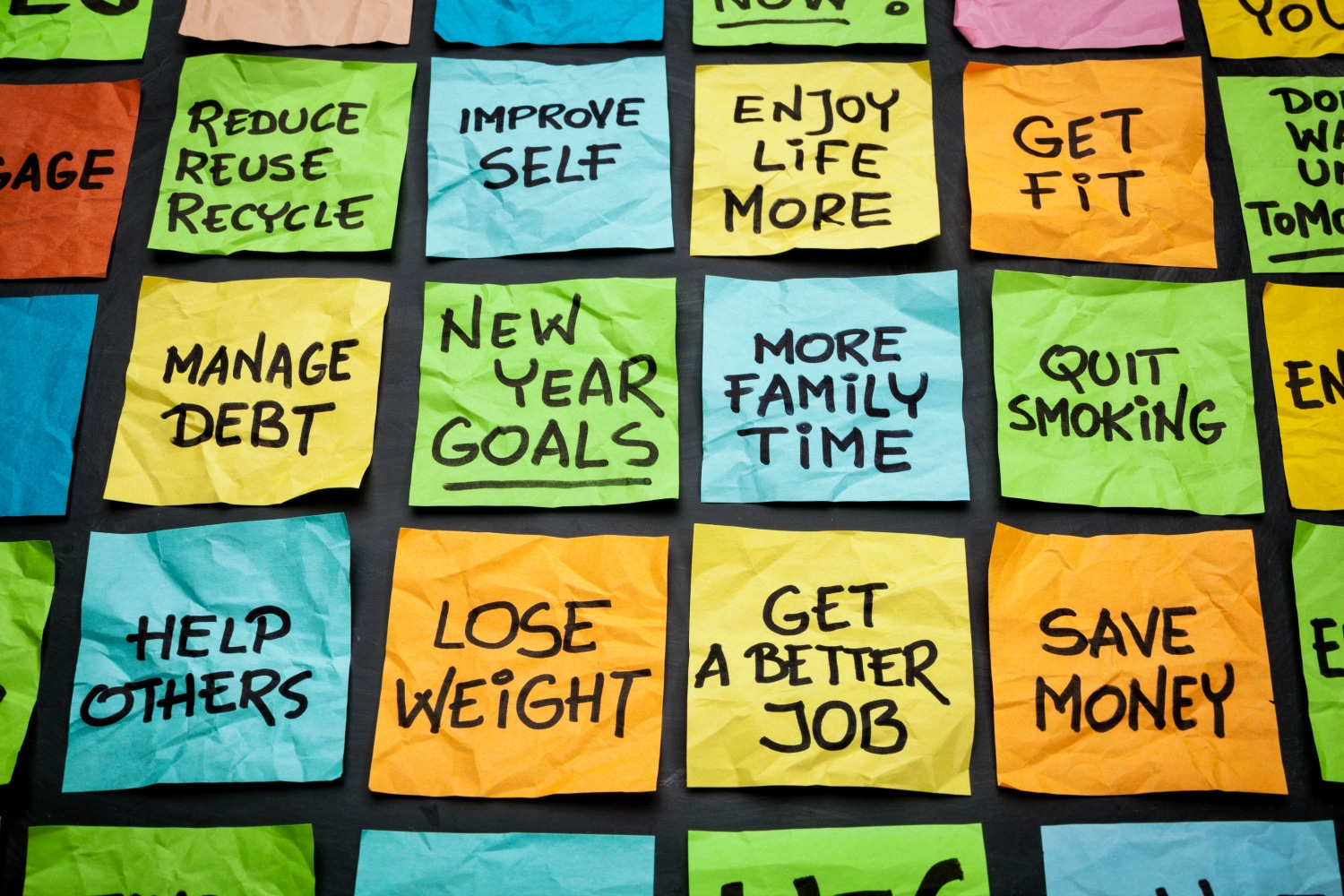 Cannabis New Years Resolutions
