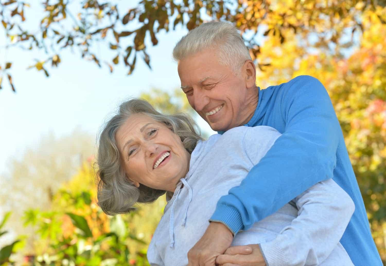 Parkinsons Couple