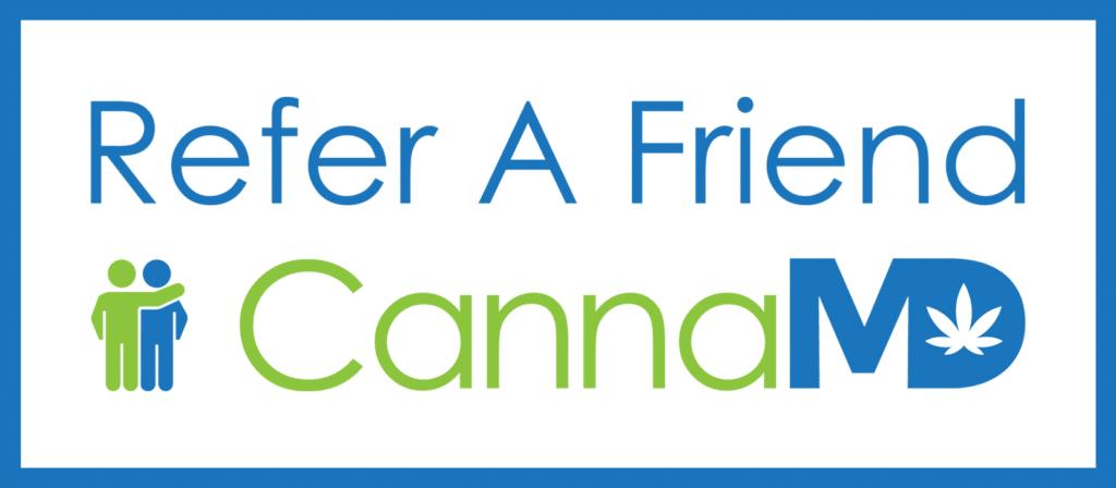 Refer a Friend CannaMD