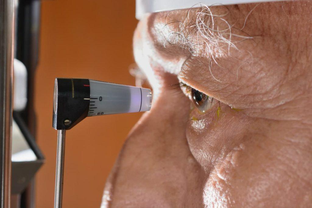 Lowering Glaucoma Eye Pressure with Marijuana