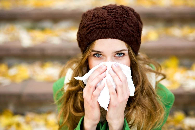 Vaping Sneezing