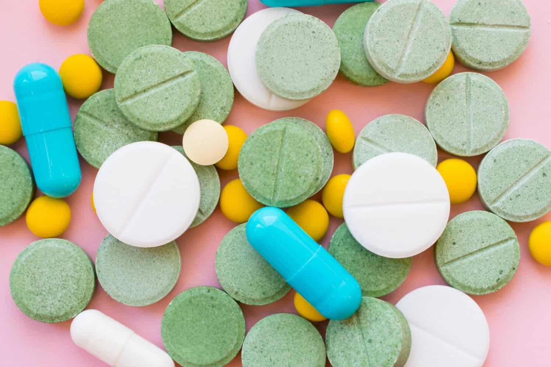 Pain Pills Celebrities