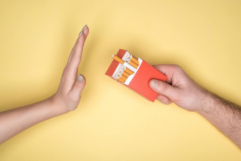 Cigarettes vs Marijuana