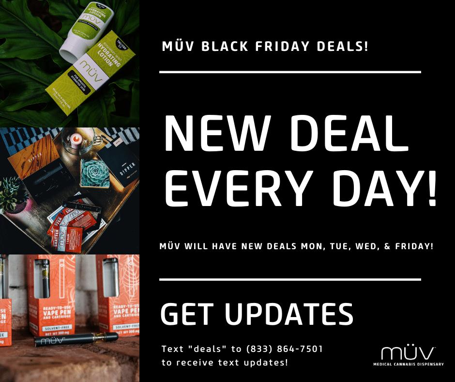 MUV Black Friday Sales 2019