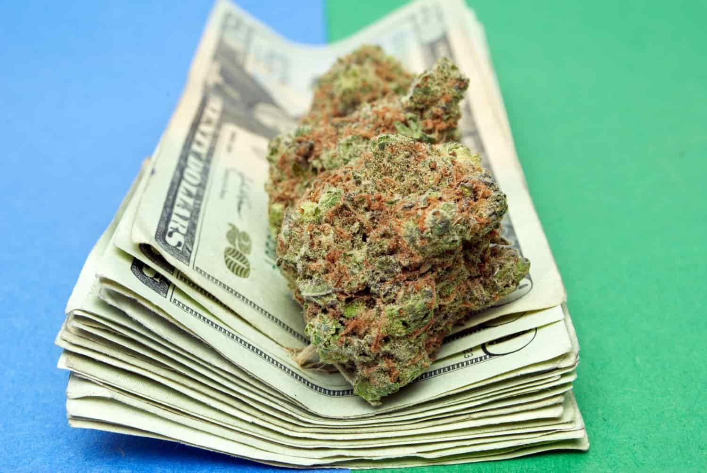 Marijuana Flower Sales