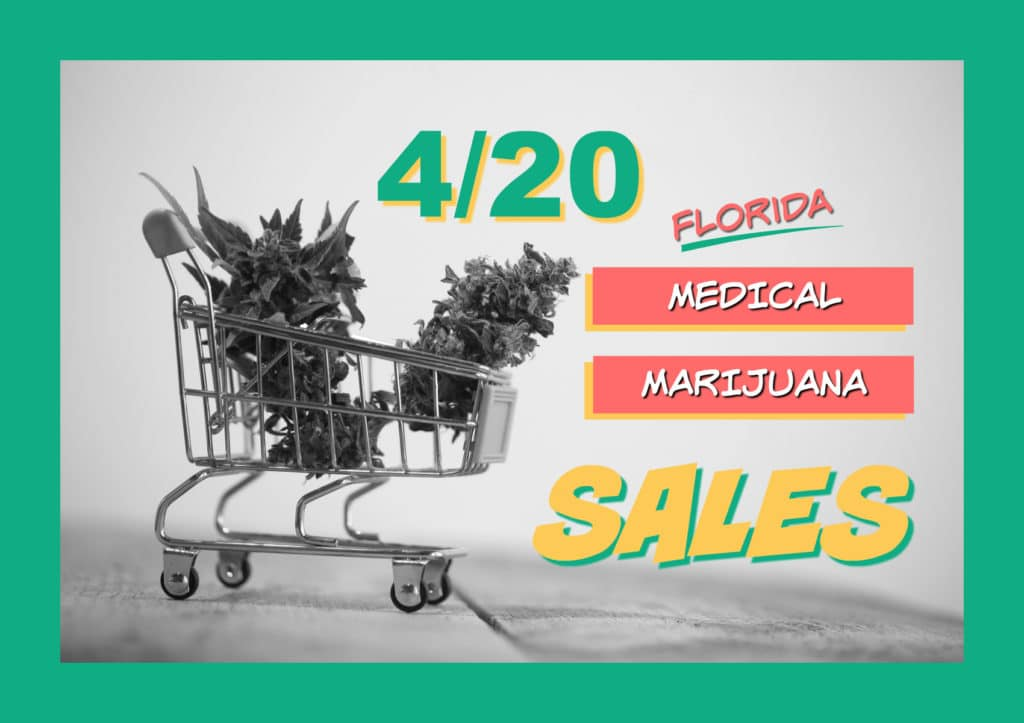 4/20: Florida Medical Marijuana Sales [2020]