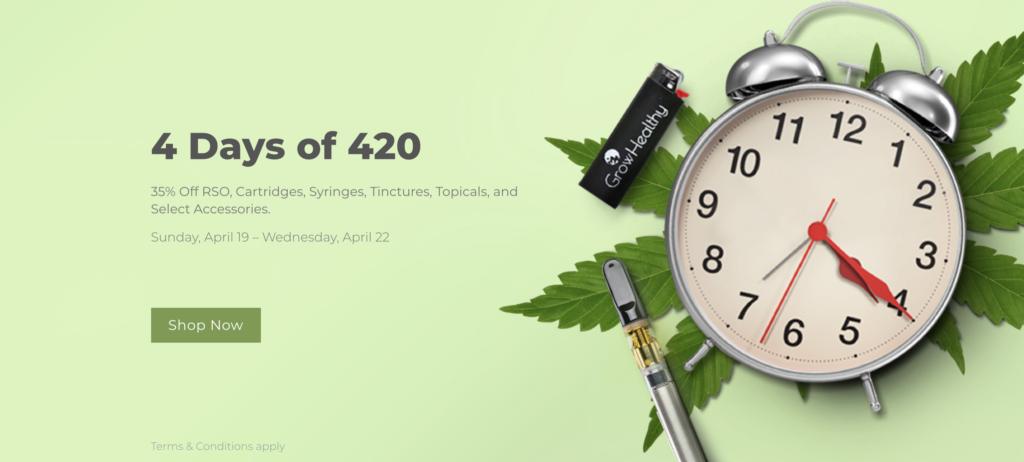 GrowHealthy 420