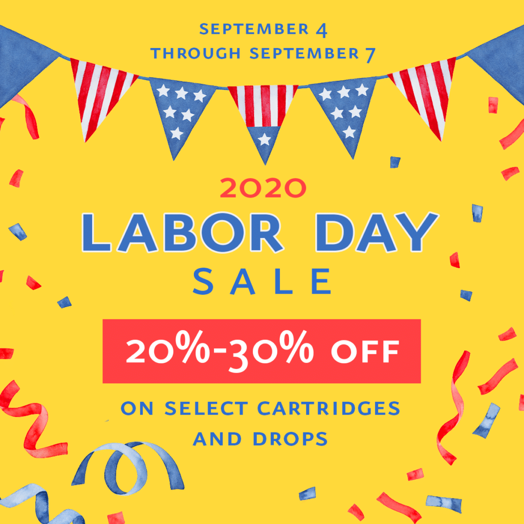 Fluent Labor Day Sales