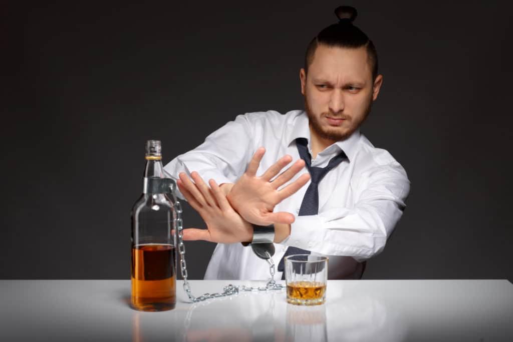 Marijuana Stops Alcohol Drinking