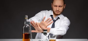 Marijuana Stops Alcohol Drinking