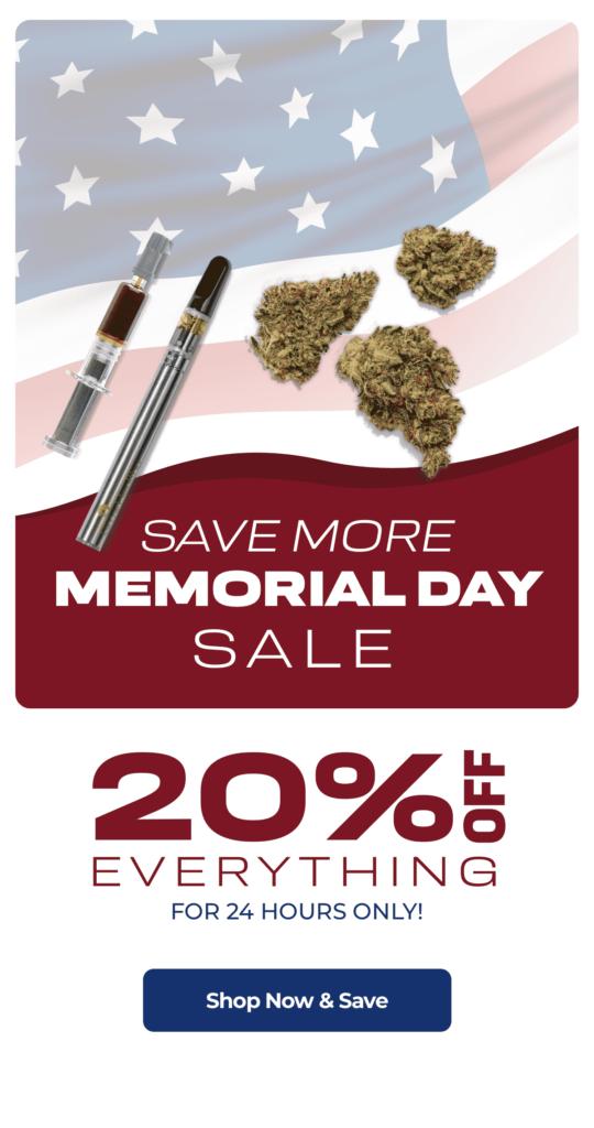 GrowHealthy Memorial Day Sale 2021