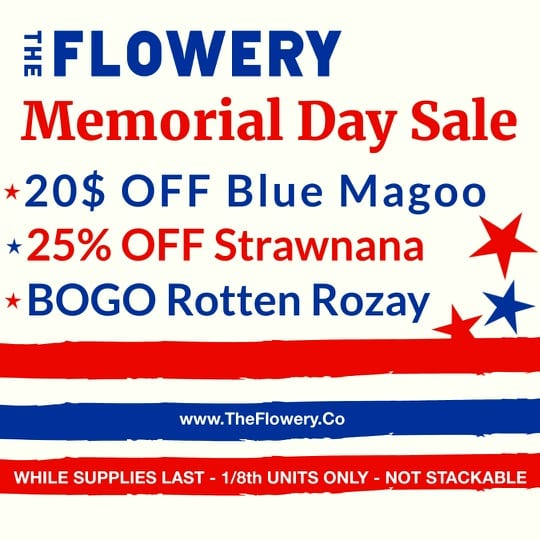 The Flowery Memorial Day