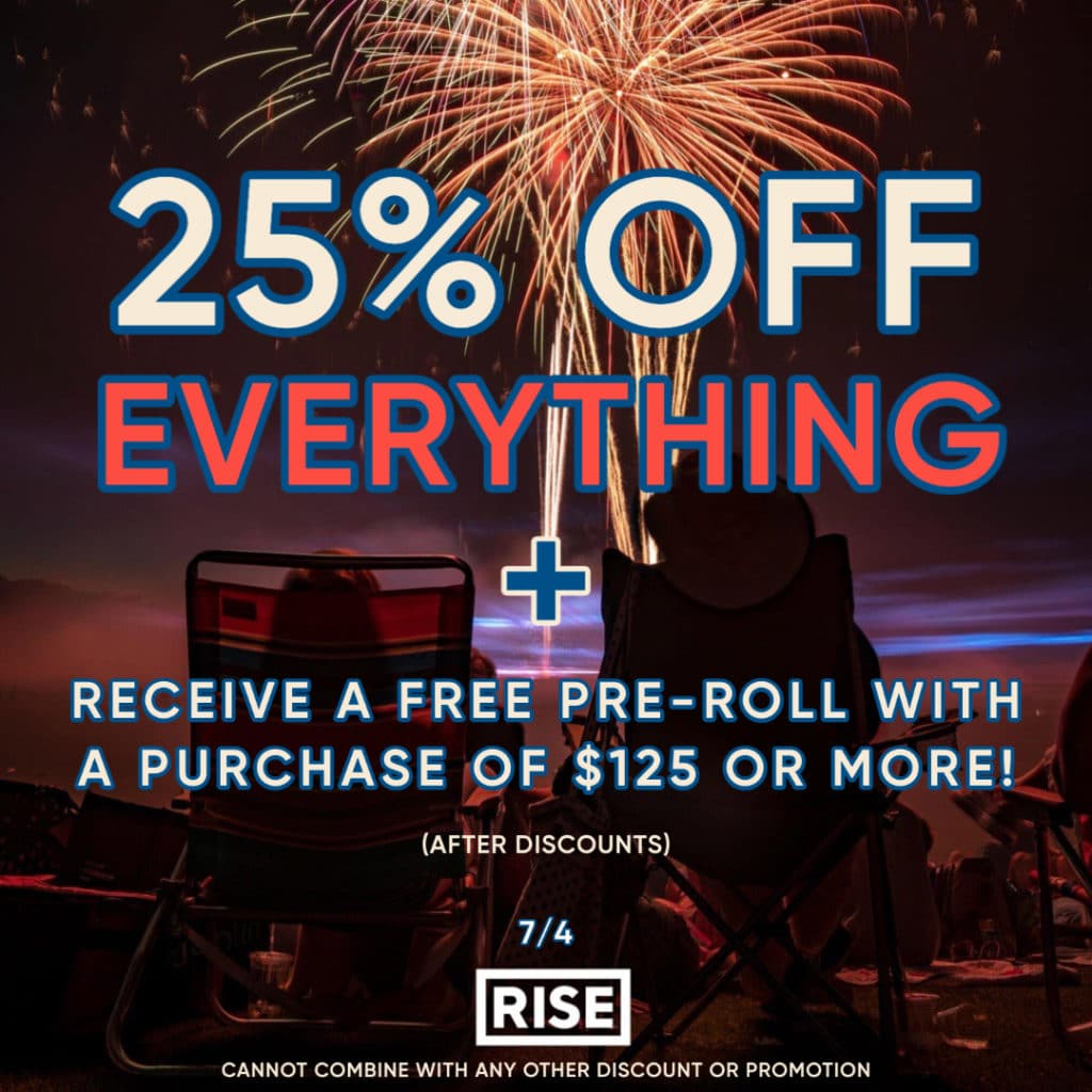 RISE Fourth of July